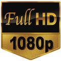 Full HD 1,080 p Resolution