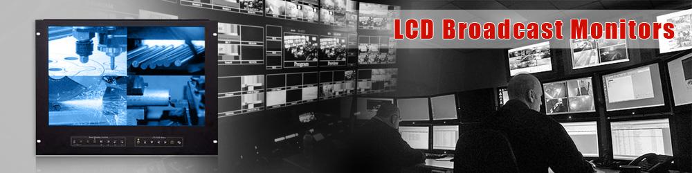 Broadcast Monitors LCD